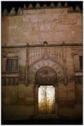 Porte dorée